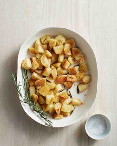 Crispy Potatoes with Rosemary