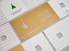XMAS CARD '15 on Behance