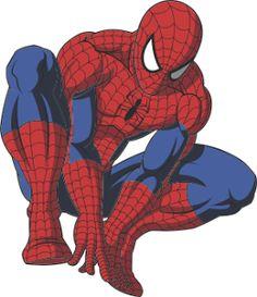 vetor homem aranha grátis                                                                                                                                                                                 Mais Spiderman Pictures, Spiderman Art, Amazing Spiderman, Marvel Avengers, Marvel Dc Comics, Comic Character, Venom Character, Lino Ventura, D Mark