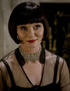 Essie Davis as Phryne Fisher | Essie Davis} as the Glamorous Phryne Fisher ~ Miss Fisher's Murder ...