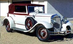 1929 Hudson Club Coupe