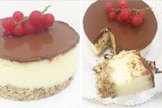 La cheesecake monoporzione senza lattosio è perfetta a colazione o come post allenamento, per uno spuntino sano e gustoso. Senza zuccheri raffinati aggiunti