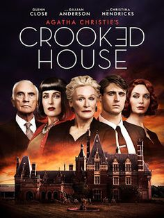 Rent Agatha Christie's Crooked House and other new DVD releases and Blu-ray Discs from your nearest Redbox location. Or reserve your copy of Agatha Christie's Crooked House online and grab it later. Max Irons, Agatha Christie, Christina Hendricks, Film 2017, Imdb Movies, Movies 2019, Netflix Movies, Ted Bundy, Crooked House Film