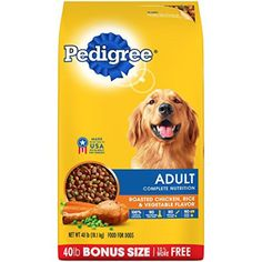 PEDIGREE Adult Complete Nutrition Roasted Chicken, Rice & Vegetable Flavor Dry Dog Food;  100% Complete and Balanced, for wellness and whole body health sitting dog|dog grooming|dog pet care|dog minding services|petwatch|dog breeds|dog bite|dog days|dog information|puppy dog|info dog|dog illnesses|Dog health|puppy dog|dog toys for big dogs|dog toys for big dogs|dog toys walmart|dog toys aggressive chewers|dog toys and accessories|outdoor dog toys|dog chew toys| best dog toys