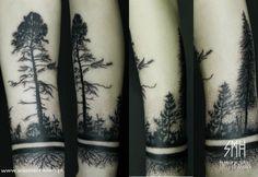 forest tattoo - Google-haku