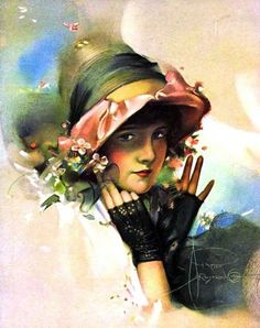 Rolf Armstrong via flickr