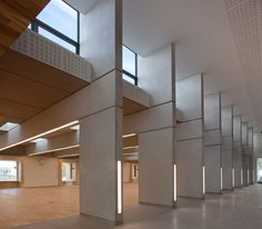 Gallery of Ballyroan Library / Box Architecture - 12