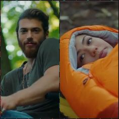 In the Forest - Collage Movie Couples, Man Bun, Early Bird, Romantic Love, Turkish Actors, Movie Characters, Daydream, The Dreamers, Favorite Tv Shows