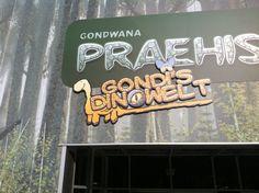 GONDWANA - Das Praehistorium in Schiffweiler, Saarland.  Your kids will LOVE this place!