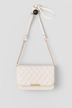 Kristen Quilted Crossbody Bag
