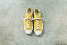 SHOES LIKE POTTERY - MUSTARD - GOOD WEAVER STORE