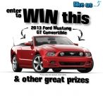 If you couldn't win the Mustang who would you choose to win? CircleKGreatLakes.com
