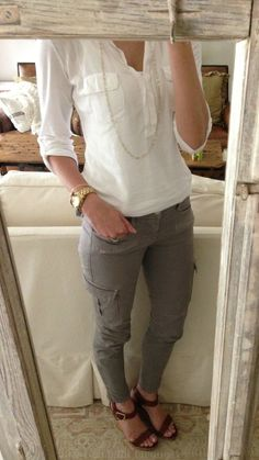 C. Style: Outfit Ideas