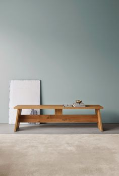 simplicity love: Furniture collection for e15   David Chipperfield