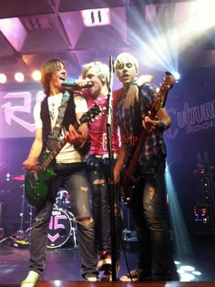 R5 - Rocky, Ross, and Riker