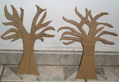 Menina de Salto: DIY - Árvore de jóias