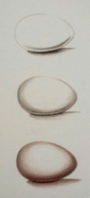 #Drawing tip for beginners: Practice drawing in a monotone. Read more from Lee Hammond at ArtistsNetwork.com. #painting