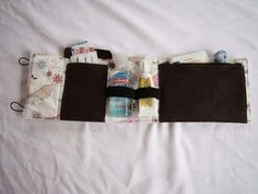 Travel First Aid Kit Idea From Sew Dang Cute