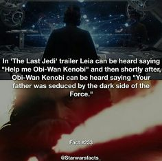 OMG I NEED THE MOVIE NOW // Star Wars Facts #starwarsquotes