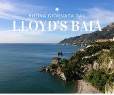 Buona giornata dal Lloyd's Baia Hotel www.lloydsbaiahotel.it