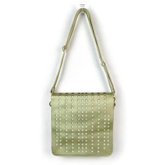 Bolsa feminina Ref A861# Dourada