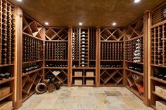 Cigar Humidors Wine Cellar Design Ideas, Pictures, Remodel and Decor
