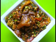Okra Recipes, Soup Recipes, Cooking Recipes, Healthy Recipes, Healthy Meals, Nigerian Soup Recipe, Nigerian Food, African Stew, West African Food
