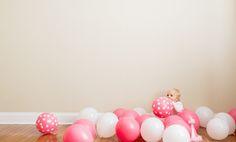 Balloon Ideas for your Children | Erin Morrison Photography www.erinmorrisonphotography.com
