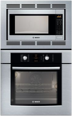 "Bosch 30"" Combination Wall Oven 500 Series - Stainless Steel. Reg. 3,199.99  Call for Pricing"