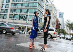 Michelle Harper and Ji Hye