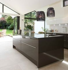 Ideas - Two Tone Kitchen Cabinets