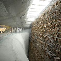 library of Alexandria, Egypt