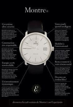 Déçu par l'apple watch ? Expertissim vous présente la montre et ses 598 versions.