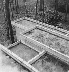 Casa en el Bosque (1971, Zalesie Dolne) Jan Szpakowicz
