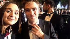 25May17 Cannes ~ Good Time red carpet