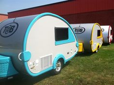 T@B trailer - want this - learned about it via TinyHouse Blog