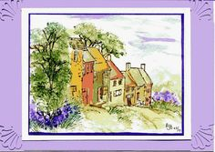 ENGLISH VILLAGE PHONE SET 8 Sells for 22.98  ART IMPRESSIONS RUBBER STAMPS L@@K @EXAMPLES Sold separately are the other items used in the examples. Art Impressions. You can purchase all items in my ebay store: Pat's Rubber Stamps & Scrapbooks, Click on the picture & see the listing , or call me 423-357-4334 with order, We take PayPal. You get FREE SHIPPING ON PHONE ORDERS of $30.00 or more. If it says sold I have more. Use my search engine to find other items U R interested in