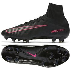 475950880 Nike Mercurial Superfly V FG 831940006 BlackPink Mens Soccer Boots Cleats  size 9   Click image to review more details. (This is an affiliate link)    ...