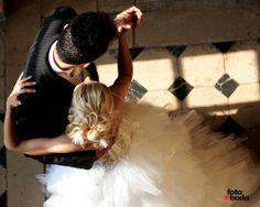 Una preciosa instantánea, siempre buscando imágenes originales y llenas de encanto. Foto-boda