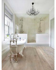 Georgian Farmhouse by Milly Goodwin #millygoodwin #drummondsbathrooms #london #bathroom #shower #interior #interiors #interiordesign #design #architecture @homeadore