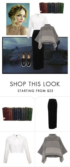 """""""Smart"""" by daisy-giselle on Polyvore featuring River Island, Piazza Sempione and Steve Madden"""