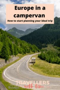 A complete guide to the first stages of planning a campervan trip around Europe including all the things you need to think about before you leave home! Travel Around Europe, Europe Travel Guide, Europe Destinations, European Road Trip, Road Trip Europe, Camping Europe, Road Trip Hacks, Rv Hacks, Road Trips