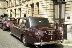 1962 Landaulette by Park Ward (chassis 5CG37, body 19735, design 1000) for H.M. the Queen Mother now to H.R.H. Prince of Wales