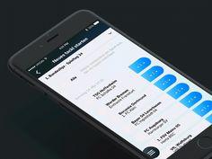 tackl . social sports betting app by Bureau Oberhaeuser
