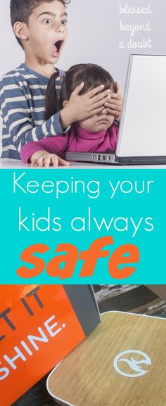 Find out how you can always keep your kids safe on the Internet even when you are not home.