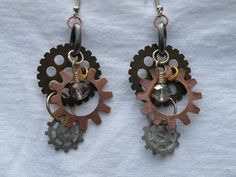 I love steam punk!  See more at softasnailscreations.com