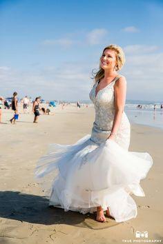 Loews Coronado Bay wedding By Betty Blue Events