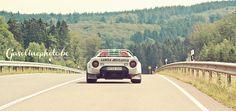 Lancia Stratos Group B Rally car
