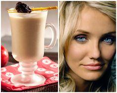 Bebida emagrecedora faz sucesso em Hollywood | Emagrecer: vida e saúde