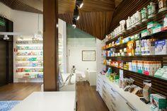 Farmacia Valentín Bazán, Durango - Enrique Polo Estudio